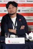 Σκηνοθέτης Kim bong-Han Στοκ φωτογραφία με δικαίωμα ελεύθερης χρήσης