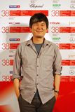Σκηνοθέτης Kim Jongkwan Στοκ Φωτογραφία