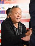 Σκηνοθέτης Kim ki-Duk στη Μόσχα στοκ εικόνες με δικαίωμα ελεύθερης χρήσης