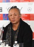 Σκηνοθέτης Kim ki-Duk στη Μόσχα στοκ εικόνα