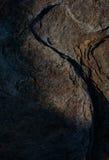 Σκιά και πέτρα Στοκ εικόνα με δικαίωμα ελεύθερης χρήσης