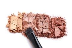 Σκιά ματιών Makeup στοκ φωτογραφίες