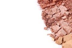 Σκιά ματιών Makeup Στοκ εικόνα με δικαίωμα ελεύθερης χρήσης
