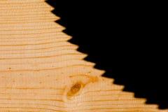 σκιά πριονιών Στοκ Φωτογραφία