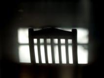 σκιά προτύπων Στοκ εικόνα με δικαίωμα ελεύθερης χρήσης