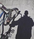 σκιά Στοκ Εικόνα