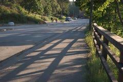 σκιά Στοκ φωτογραφία με δικαίωμα ελεύθερης χρήσης
