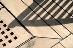 Σκιές γεφυρών Στοκ Εικόνες
