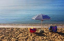 σκιές θάλασσας Στοκ φωτογραφία με δικαίωμα ελεύθερης χρήσης