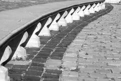 Σκιές και γραμμές φω'των Στοκ Εικόνα