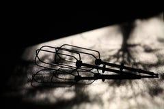 Σκιές κουζινών Στοκ εικόνες με δικαίωμα ελεύθερης χρήσης