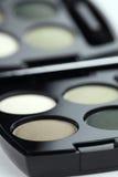 σκιές ματιών πράσινες Στοκ φωτογραφία με δικαίωμα ελεύθερης χρήσης