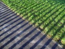 σκιές ράβδων Στοκ φωτογραφία με δικαίωμα ελεύθερης χρήσης