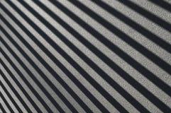 Σκιές στην άσφαλτο Στοκ εικόνες με δικαίωμα ελεύθερης χρήσης