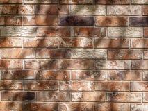 Σκιές στον τοίχο Στοκ φωτογραφία με δικαίωμα ελεύθερης χρήσης