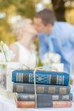 Σκιές της νύφης Στοκ φωτογραφίες με δικαίωμα ελεύθερης χρήσης
