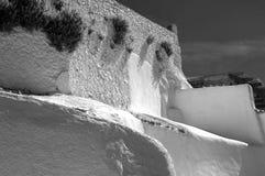 Σκιές του λευκού Στοκ εικόνες με δικαίωμα ελεύθερης χρήσης