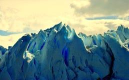 Σκιές του μπλε Στοκ Φωτογραφίες