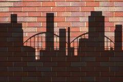 σκιές ελεύθερη απεικόνιση δικαιώματος