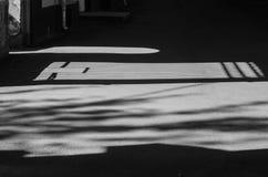 σκιές Στοκ εικόνες με δικαίωμα ελεύθερης χρήσης