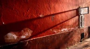 Σκιές Looong Στοκ Φωτογραφίες