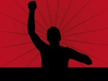 σκιαγραφία ανεμιστήρων ελεύθερη απεικόνιση δικαιώματος