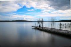 Σκιαγραφία φαντασμάτων Στοκ Φωτογραφίες