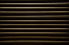 Σκιαγραφία lamellas Windows τουαλετών Στοκ εικόνες με δικαίωμα ελεύθερης χρήσης