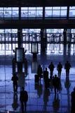 σκιαγραφίες Στοκ εικόνα με δικαίωμα ελεύθερης χρήσης