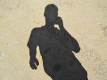 σκιασμένος Στοκ φωτογραφίες με δικαίωμα ελεύθερης χρήσης