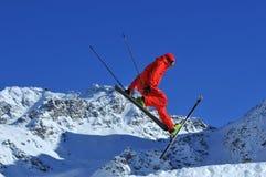 σκι αλτών στοκ εικόνες με δικαίωμα ελεύθερης χρήσης
