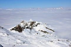 σκι θερέτρου ορών Στοκ Φωτογραφία