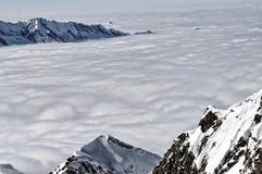 σκι θερέτρου ορών Στοκ φωτογραφίες με δικαίωμα ελεύθερης χρήσης