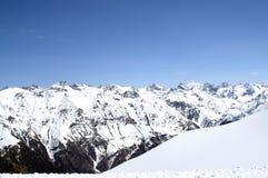 σκι θερέτρου Στοκ εικόνα με δικαίωμα ελεύθερης χρήσης