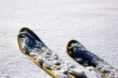 σκι Στοκ φωτογραφία με δικαίωμα ελεύθερης χρήσης