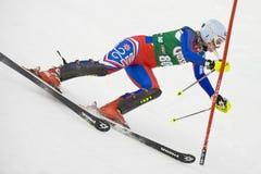 ΣΚΙ: Lienz Slalom Στοκ εικόνα με δικαίωμα ελεύθερης χρήσης