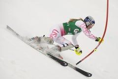 ΣΚΙ: Lienz Slalom Στοκ Εικόνα