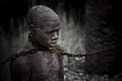 σκλάβος στοκ εικόνα