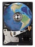 Σκληρός μαγνητικός δίσκος στοκ εικόνες με δικαίωμα ελεύθερης χρήσης
