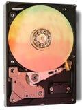 Σκληρός μαγνητικός δίσκος στοκ εικόνα με δικαίωμα ελεύθερης χρήσης