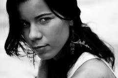 σκληρός φανείτε έφηβος Στοκ Φωτογραφίες