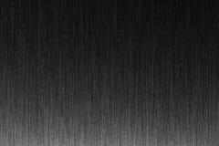 Σκληρό μέταλλο Βουρτσισμένο μέταλλο με τη σκληρή αντανάκλαση Στοκ Φωτογραφίες