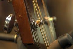 Σκοινιά Guitare Στοκ Εικόνες