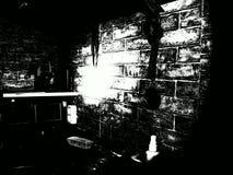 Σκοτάδι και lite Στοκ Εικόνες