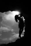 σκοτάδι ομορφιάς στοκ φωτογραφία με δικαίωμα ελεύθερης χρήσης