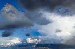 Σκοτάδι ουρανού Στοκ φωτογραφία με δικαίωμα ελεύθερης χρήσης