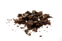 σκοτάδι σοκολάτας Στοκ εικόνα με δικαίωμα ελεύθερης χρήσης