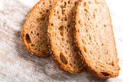 σκοτάδι ψωμιού Στοκ εικόνες με δικαίωμα ελεύθερης χρήσης