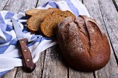 σκοτάδι ψωμιού Στοκ φωτογραφίες με δικαίωμα ελεύθερης χρήσης