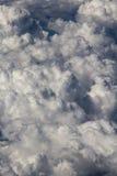 Σκοτεινά, ευμετάβλητα σύννεφα Στοκ φωτογραφία με δικαίωμα ελεύθερης χρήσης